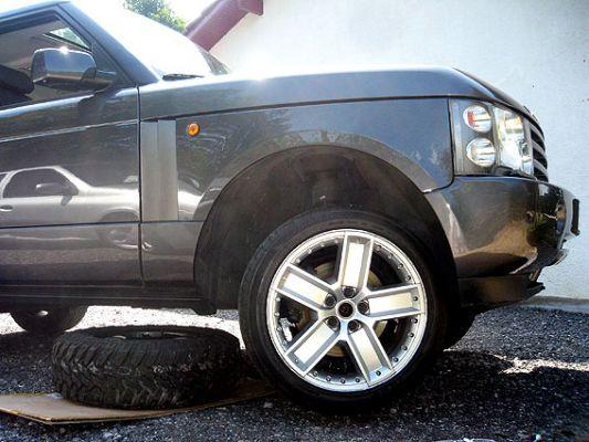 discovery3 lr3 17 off road wheels on ffrr l322 range rover. Black Bedroom Furniture Sets. Home Design Ideas