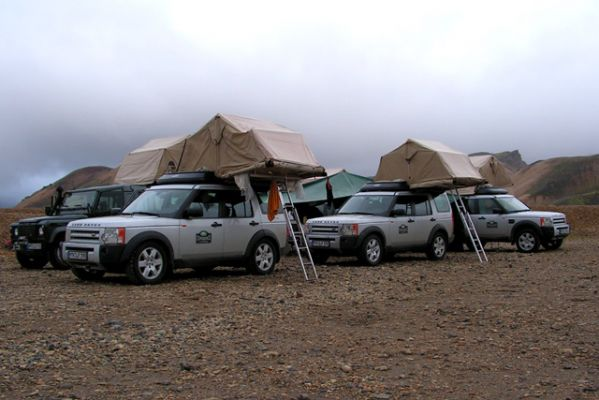 they dont see to have a problem with them & DISCO3.CO.UK - View topic - Roof Tents