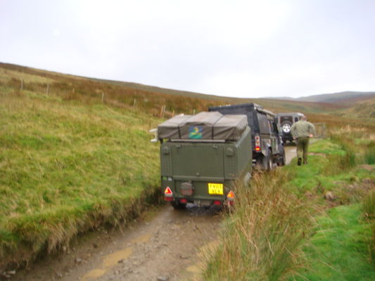 Off-road expedition trailers - good idea or bad? - Page 2 Normal_Defender%20week%20end%20with%20trailers%20005