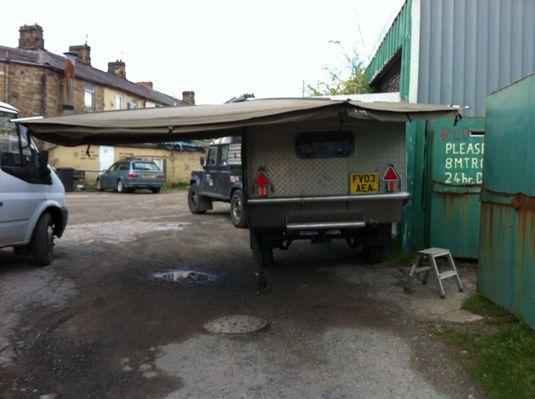 new off road Sankey trailer  Normal_New_Trailer_Build_022