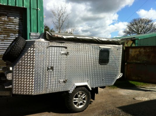 New Off Road Camper Trailer