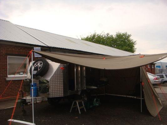 new off road Sankey trailer  Normal_New_Trailer_Build_033