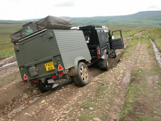 Off-road expedition trailers - good idea or bad? - Page 3 Normal_Out%20Camping%20again%20then%20off%20roading%20with%20the%20Trailer%20013