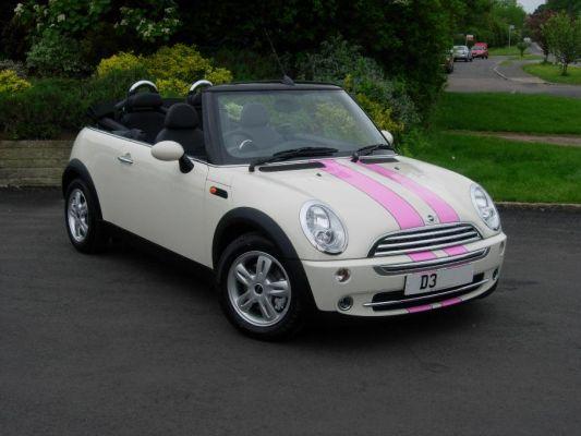 pink mini cooper related images start 200 weili automotive network. Black Bedroom Furniture Sets. Home Design Ideas
