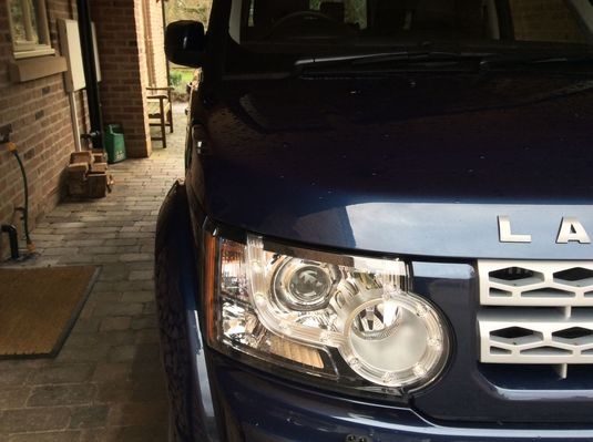 DISCO3 CO UK - View topic - D4 Fairy Lights as DRLs - With