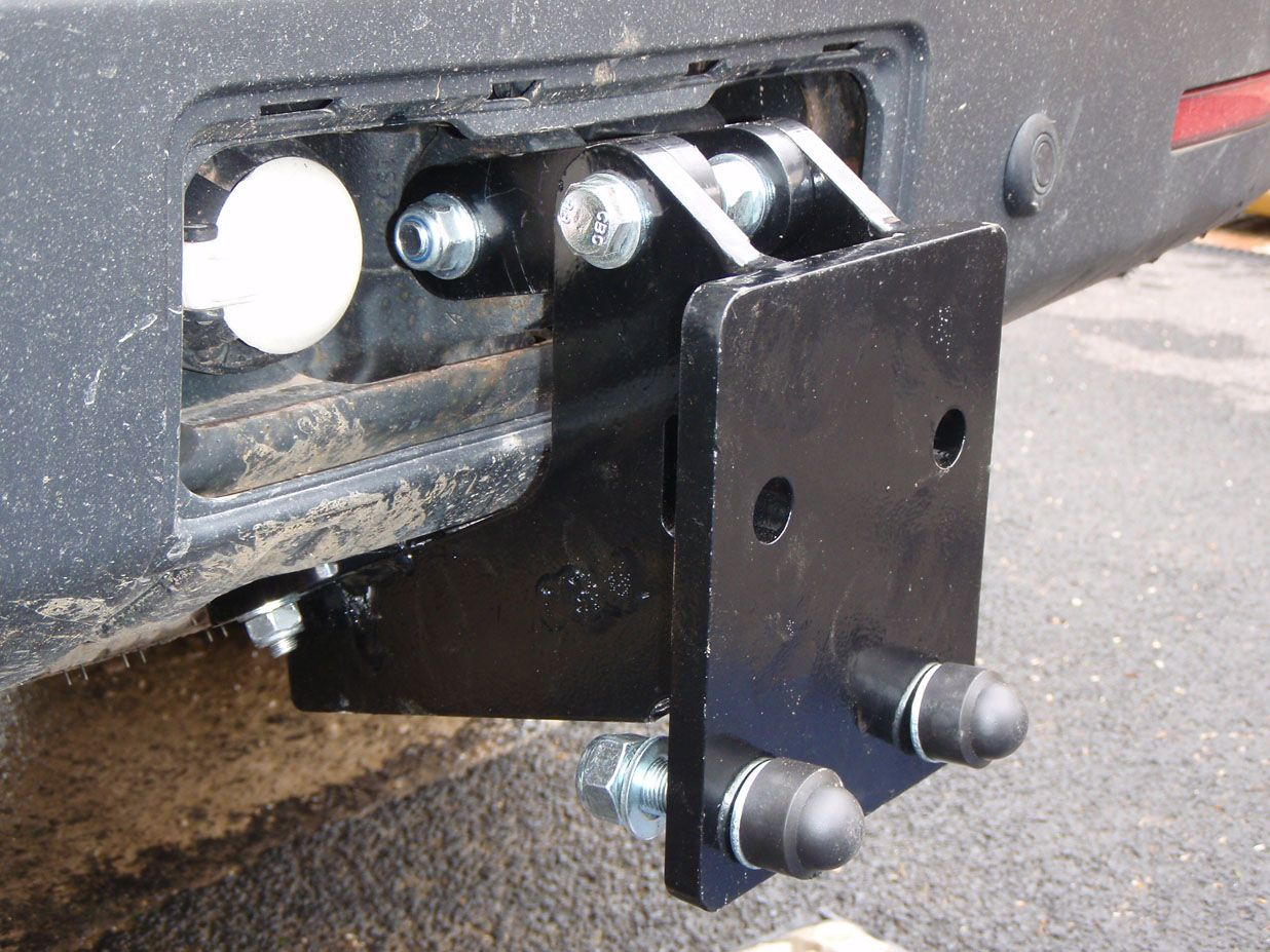 freelander 2 tow bar fitting instructions