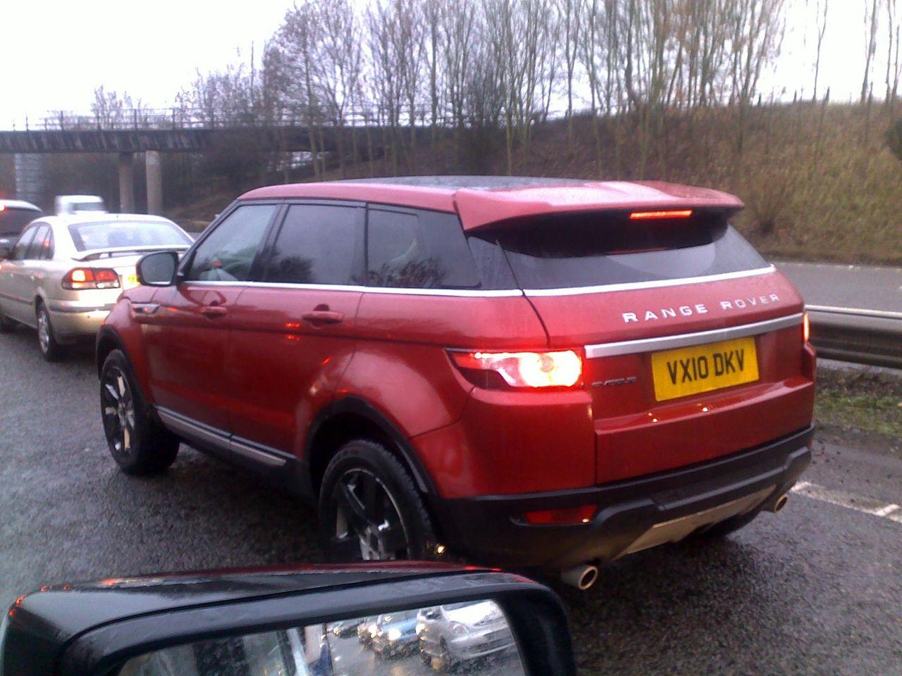 BabyRRcom The Range Rover Evoque Forum Five Door In The Metal - Range rover forum