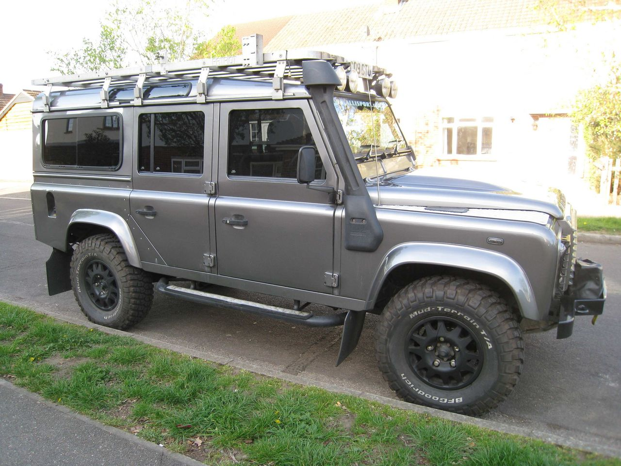 disco3 co uk view topic f s defender 110 xs 09 plate stornaway grey updated pics. Black Bedroom Furniture Sets. Home Design Ideas
