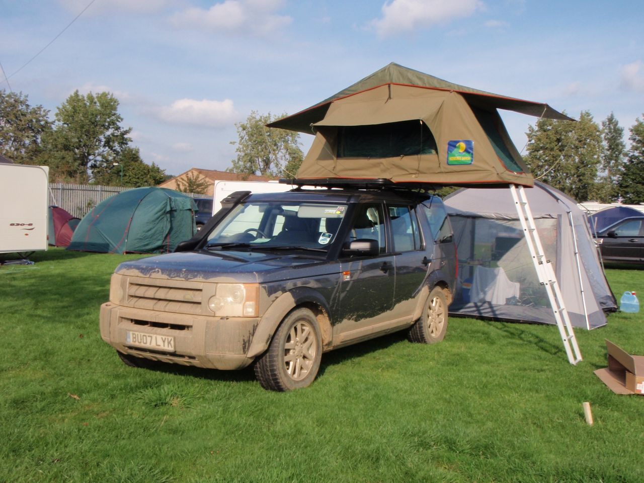 Discovery 3 Roof Tent Amp Discovery Rooftop Tent