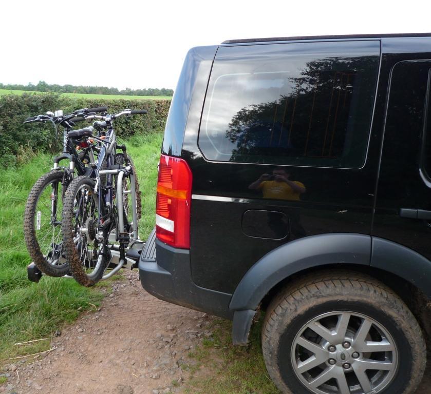 View Topic Which D3 Bike Rack Thule Maxxraxx
