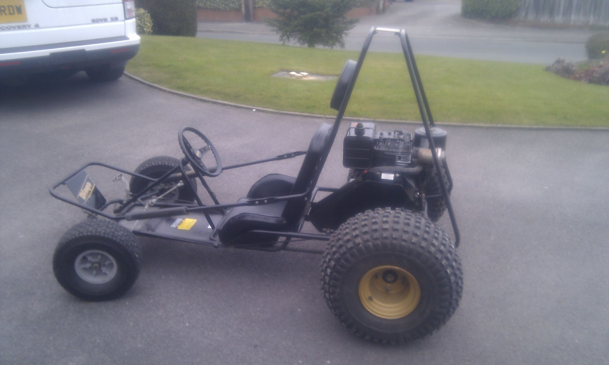 Similiar Manco Go Kart Company Keywords Scorpion Wiring Diagram Uk View Topic Fs Dingo 8hp