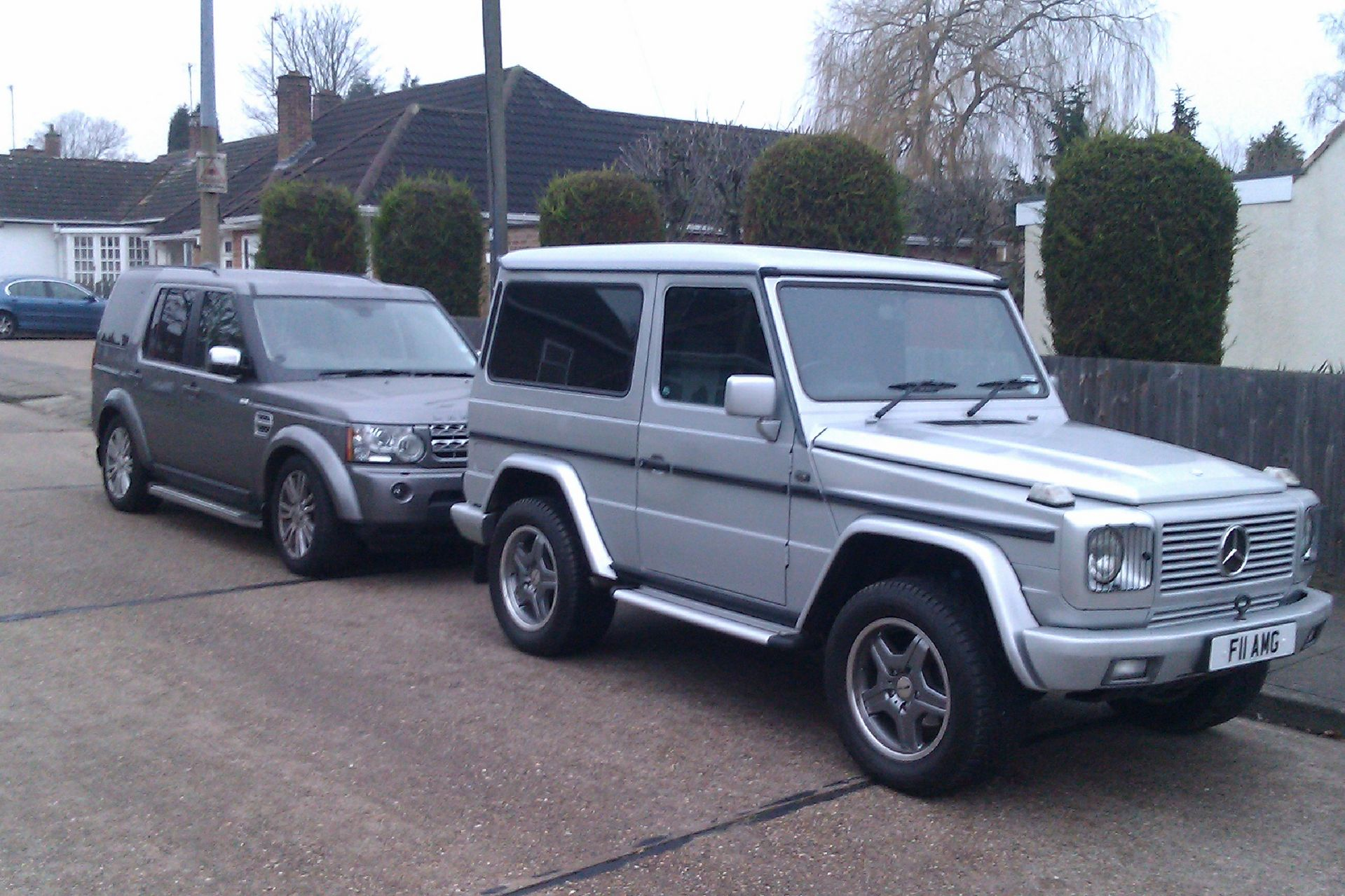 Disco3 Co Uk View Topic My 20 Year Old G Wagon And My