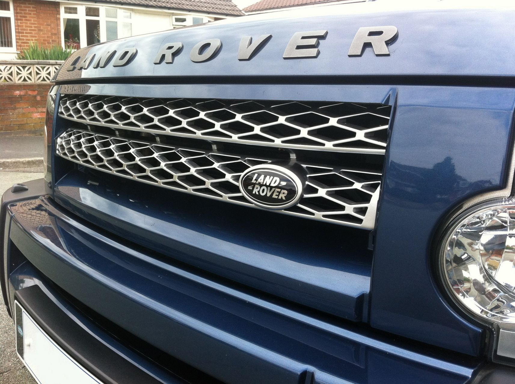 Disco3 Co Uk View Topic Rrs Modded Grill In Cairns Blue