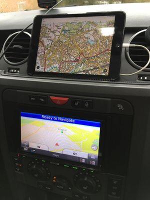 DISCO3 CO UK - View topic - Standard Sat Nav Replacement - Hack In