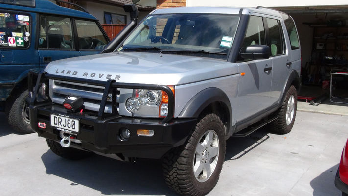 Popolare Land Rover Discovery 3 - Offroad-Express GJ35