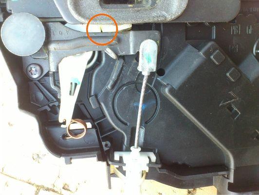 DISCO3 CO UK - View topic - Rear passenger door won't open