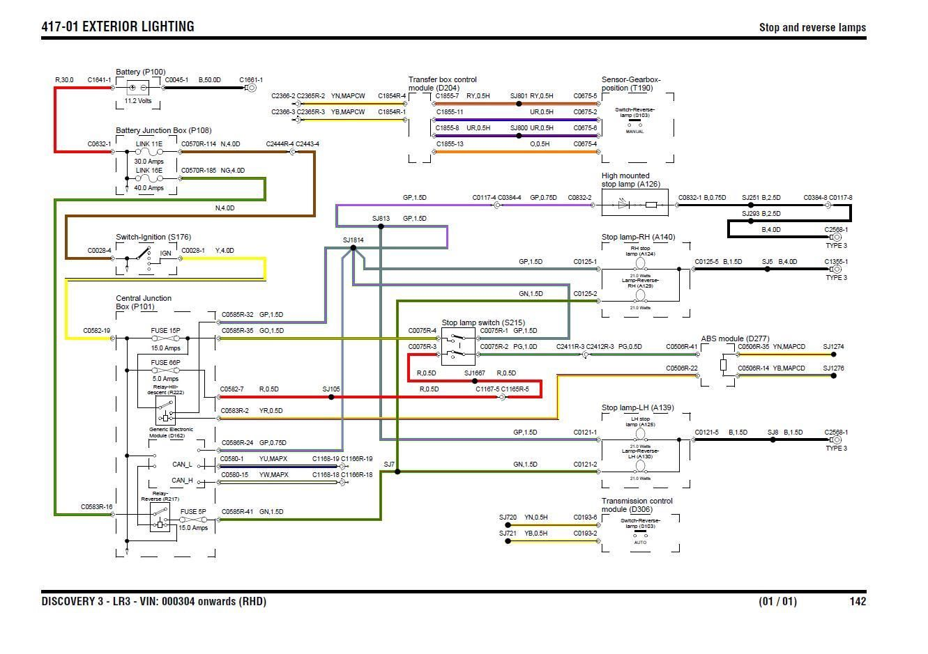discovery 3 wiring diagram   26 wiring diagram images