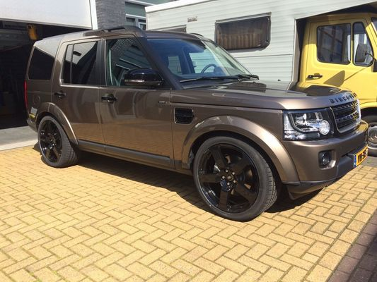 Disco3 Co Uk View Topic My New Discovery 4 Tdv6 Hse